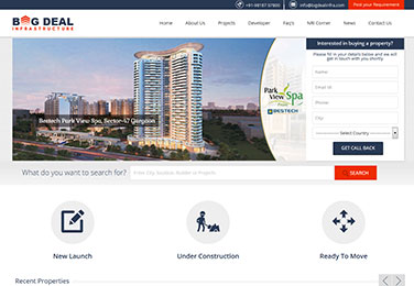 web design portfolio gurgaon